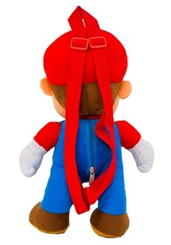 Nintendo Super Mario Plush Backpack Alt 2