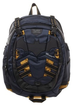 DC Comics Batman Inspired Built Backpack