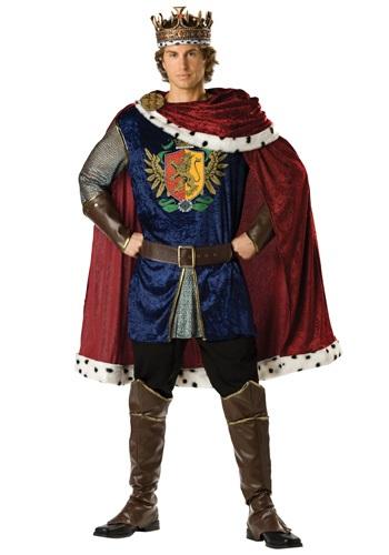 Renaissance Noble King Costume