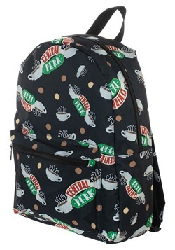 Friends Central Perk All Over Print Sublimated Backpack