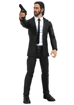 John Wick Diamond Select Action Figure