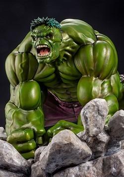 Hulk ArtFX Premier Statue Alt 3