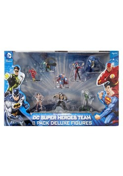 "DC Comics 4"" Figure 8 Pack Set"