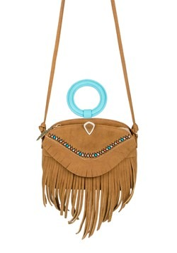 Danielle Nicole Pocahontas Dress Crossbody Bag