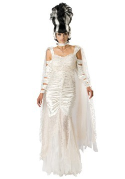 Deluxe Monster Bride Womens Costume