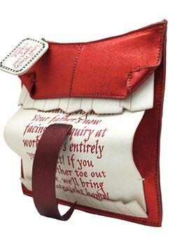 Danielle Nicole HP Howler Letter Crossbody Bag Alt 1