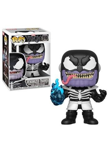 Pop! Marvel: Marvel Venom- Thanos