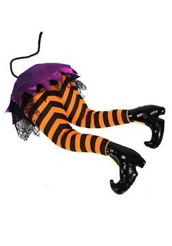 Witch Butt Halloween Décor
