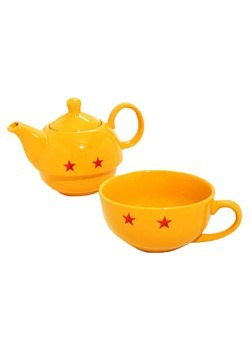 Dragon Ball Teapot Set