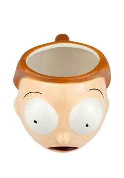 Rick and Morty Ceramic Coffee Mug- 20 oz Alt 2