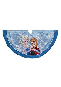 Frozen Anna & Elsa Printed Satin Treeskirt