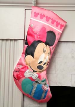 Baby Minnie Stocking