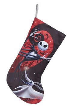 Nightmare Before Christmas Jack Stocking
