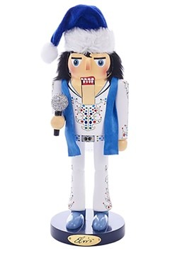 "Elvis Presley The King 11"" Nutcracker"