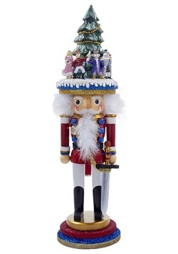 "Nutcracker Suite Hollywood 19"" Nutcracker"