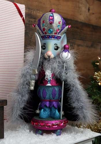 "Mouse King Hollywood 15"" Nutcracker"