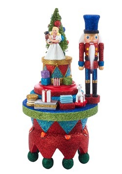 Nutcracker Suite Wind Up Music Box Tablepiece