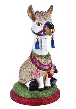 """Llama 11.5"""" Hollywood Nutcracker"""