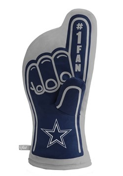 Dallas Cowboys Oven Mitt Alt 1