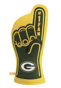Green Bay Packers Oven Mitt