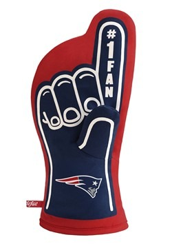 New England Patriots Oven Mitt