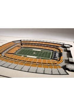 Pittburgh Steelers 5-Layer Stadium Wall Art Alt 1