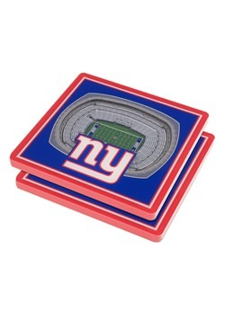 New York Giants 3D Stadium Coasters
