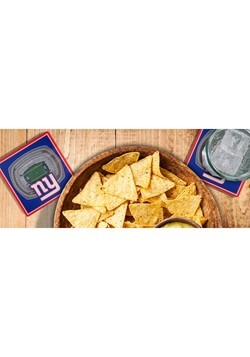 New York Giants 3D Stadium Coasters Alt 2