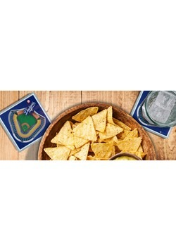 Los Angeles Dodgers 3D Stadium Coasters Alt 2