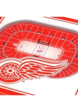Detroit Red Wings 3D Stadium Coasters Alt 1 correct