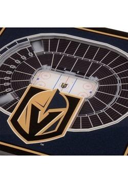 Las Vegas Golden Knights 3D Stadium Coasters Alt 1
