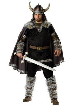 Viking Warrior Plus Size Costume