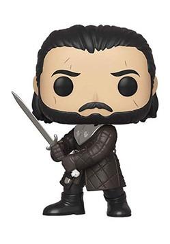 Pop! TV: Game of Thrones Season 8- Jon Snow
