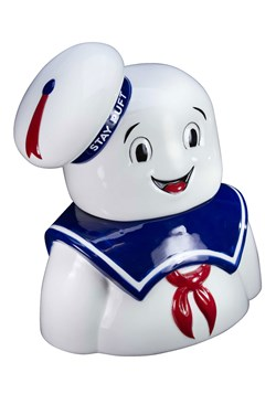 Stay Puft Cookie Jar Ghostbusters