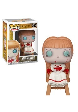Pop! Movies: Annabelle- Annabelle in Chair
