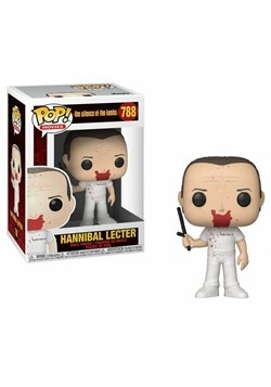 Pop! Movies: Silence of the Lambs- Hannibal (BD)