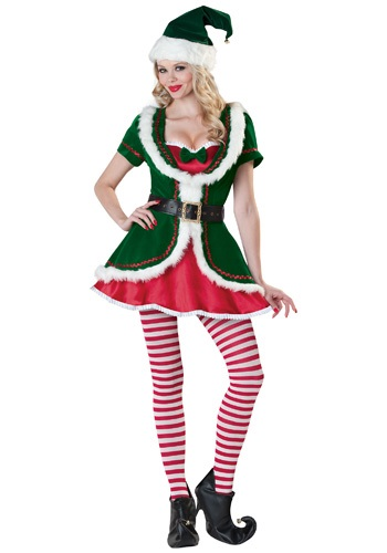 Women's Holiday Honey Costume