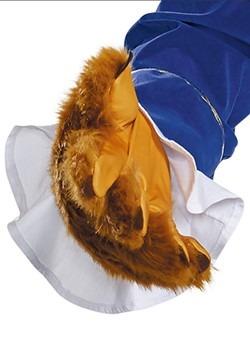 Beauty and the Beast Adult Beast Prestige Costume Alt 1