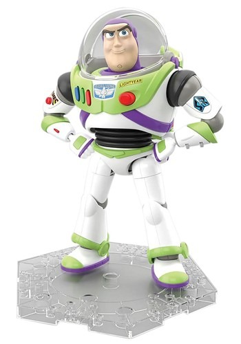 Buzzy Lightyear Toy Story Cinema-Rise Model Kit