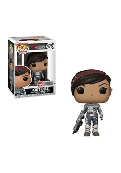 Pop! Games: Gears of War- Kait