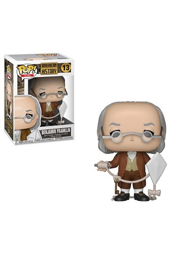 Pop! Icons: History- Benjamin Franklin