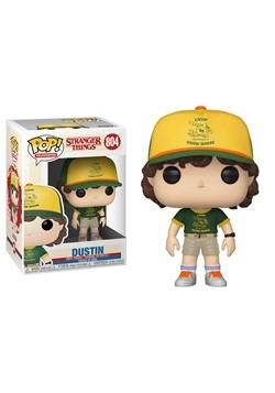 Pop! TV: Stranger Things- Dustin (At Camp)