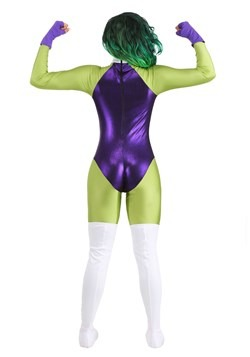 She Hulk Deluxe Adult Costume