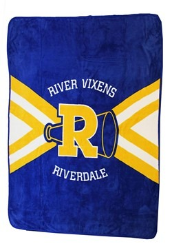 Riverdale Vixens Fleece Blanket