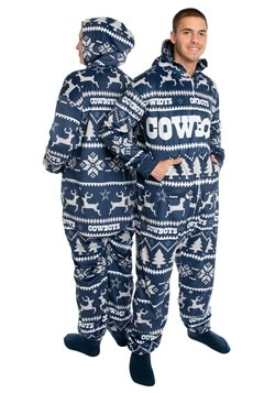 Dallas Cowboys Unisex Wordmark Onesie