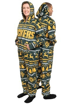 Green Bay Packers Unisex Wordmark Onesie