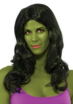 She Hulk Women's Wig