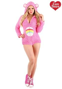 Cheer Bear Romper Women's Costume