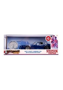 Stranger Things 1979 Camaro Z28 1:24 Die Cast Vehicle Alt 2