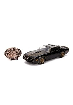 Smokey & the Bandit 1977 Firebird 1:24 Scale Vehicle